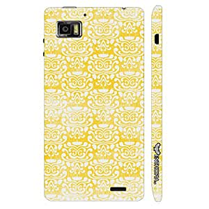 Lenovo K 860 THE YELLOW INDIAN ART designer mobile hard shell case by Enthopia