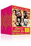 Book Cover for Cheri's Taboo Ten Vol. 2 (Cheri's Taboo Ten Boxset)