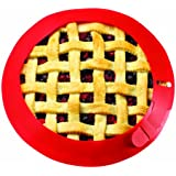 Chicago Metallic CMB035 Silicone Pie Crust Protector