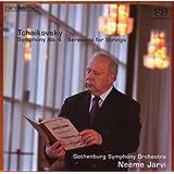 Tchaikovsky: Symphony No. 4; Serenade for Strings [Hybrid SACD]