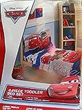 Disney Pixar Cars 4-Piece Toddler Bed Set