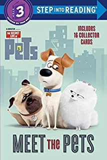 Book Cover: Meet the Pets