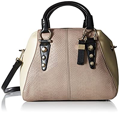 Buxton Hannah Bowler Satchel Top Handle Bag