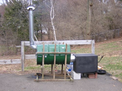 How To Make Your Own Meat Smoker BBQ (Smoker Metal compare prices)