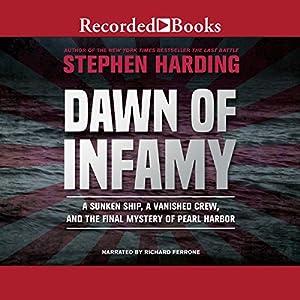 Dawn of Infamy Audiobook