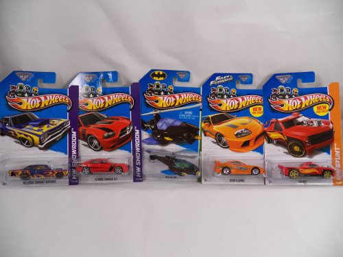 HOT WHEELS US BASIC CAR (STYLES VARY)