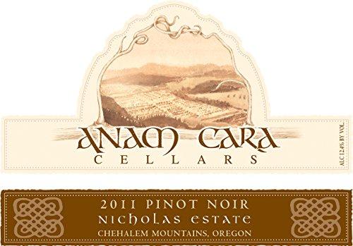 2011 Anam Cara Cellars Nicholas Estate Pinot Noir 750 Ml