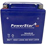 YTX14-BS HEAVY DUTY 12V 230 CCA Sealed AGM - TOUGHEST BATTERY 3 YEAR FREE REPLACEMENT WARRANTY Replaces YUASA YTX14-BS