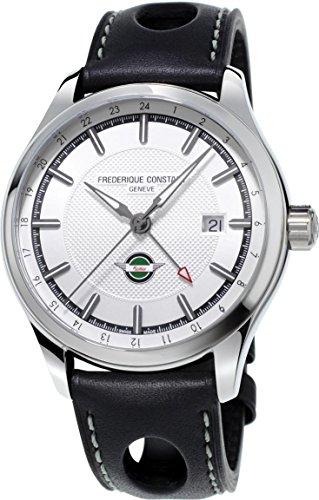 Frederique Constant Geneve Vintage Rallye Healey GMT FC-350HS5B6 Reloj Automático para hombres Edición Muy Limitada