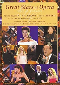 Great Stars of Opera - Live in Concert