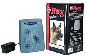 Safety Technology  International ED-50 Rex Plus Electronic Watchdog, Barking Dog Alarm