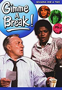Gimme A Break!: The Complete Second Season