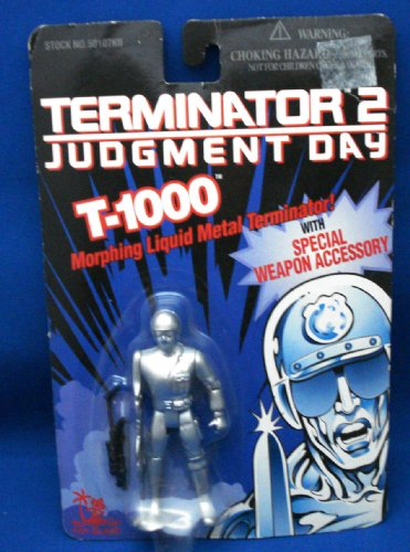 T-1000 Morphing Liquid Metal Terminator Figure - Terminator 2: Judgment Day - 1