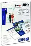 Swordfish A4 Laminating Pouches 2x75 mic (Box 100)