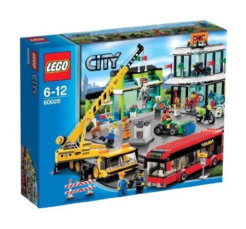 レゴ シティ ショッピングスクエア 60026