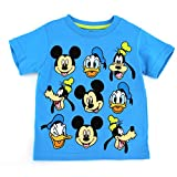 Mickey Mouse Clubhouse Toddler Blue T-Shirt