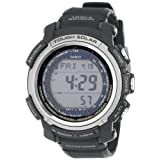 Casio Men's PAW2000-1CR Pathfinder Digital Multi-Function Resin Band Watch ~ Casio