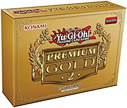 Yu-Gi-Oh Premium Gold Return of The Bling Card Game Pack of 15