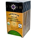 Stash Tea Company, Premium, Decaf Premium Green Tea, Organic, 18 Tea Bags, 1.19 oz (33 g)
