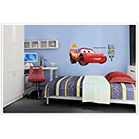 Syga Children Sports Car Kids Room Decor Decals Design Wall Stickers