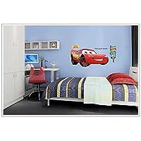 Syga Children Sports Car Kids Room Decor Decals Design Wall Stickers