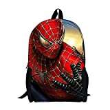 Spider-man School Bag Rucksack Backpack