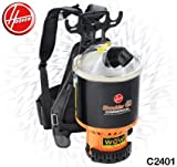 Hoover Commercial Shoulder Backpack Vacuum Cleaner