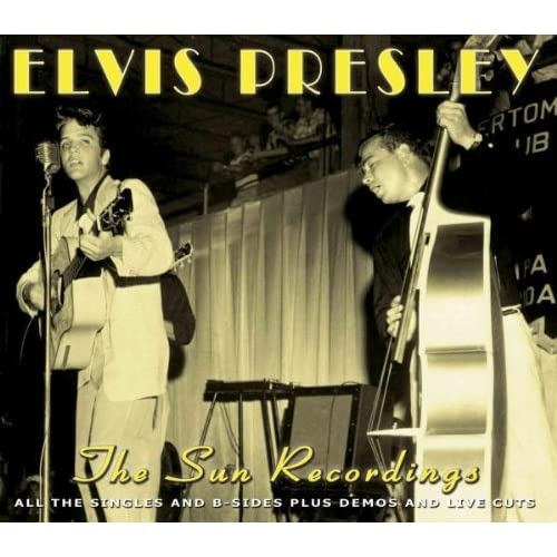 The-Sun-Recordings-Elvis-Presley-Audio-CD