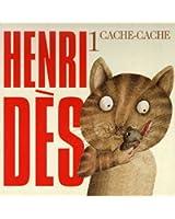 Henri Dès, vol. 1 : Cache-cache (14 chansons originales)