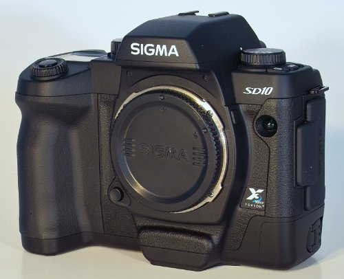 Sigma SD10 (Body Only)