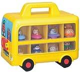 Anpanman museum GOGO minicar Odekake minicar bus