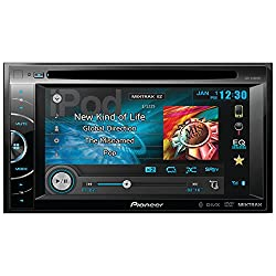 See Pioneer AVH-X2600BT 2-DIN Multimedia DVD Receiver with 6.1 Inch WVGA Touch Screen Display Details