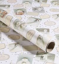 3m 'The Snowman' Christmas Wrapping Paper