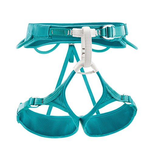 Petzl Luna Women's Climbing Harness (Small / Turquoise) (Petzl Climbing Harness compare prices)