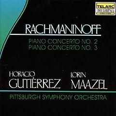 Rachmaninoff: Piano Concertos No.2 & 3