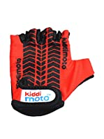 Kiddimoto Guantes Sport Red Tyre / StreetFighter (Rojo)