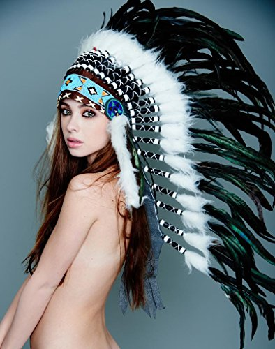 Kayso Inc Women'S Native American Indian Headdress