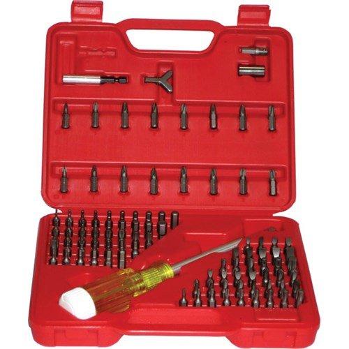 Jensen Tools 24382 100 Bits In A Box