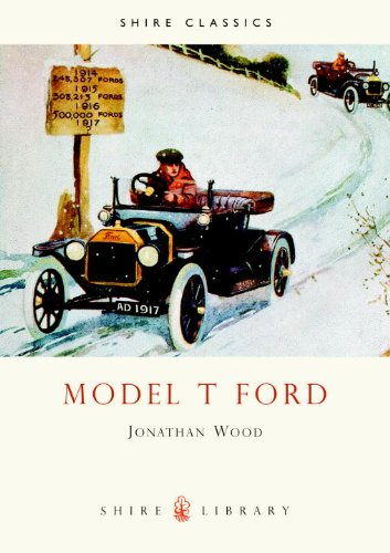 The Model T Ford (Shire Library)