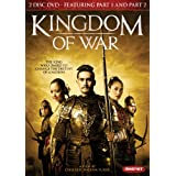 Kingdom of War Part 1 and Part 2 ~ Sarunyu Wongkrachang