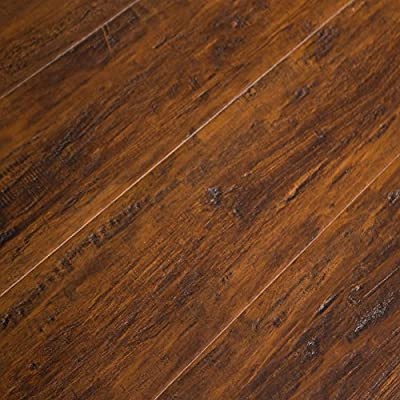Feather Step Heritage Mesquite 12.3mm Laminate Flooring 3300 SAMPLE by Feather Step