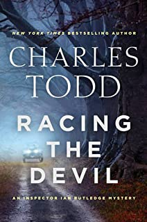 Book Cover: Racing the Devil