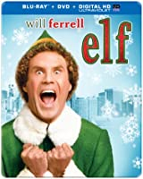 Elf: 10th Anniversary [Blu-ray]