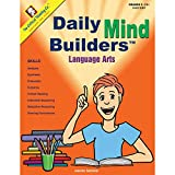 THE CRITICAL THINKING CO. DAILY MIND BUILDERS LANGUAGE ARTS (Set of 6)