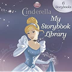 Disney Cinderella My Storybook Library