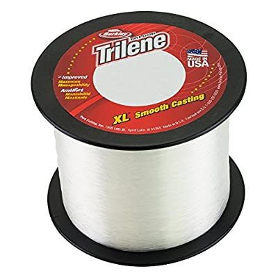 Berkley Trilene XL Smooth Casting Monofilament Service Spools2-Pound from Berkley