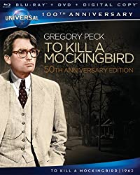 To Kill a Mockingbird 50th Anniversary Edition [Blu-ray + DVD + Digital Copy]