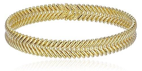 Chimento-Armillas-V-Pattern-Cuff-Bracelet