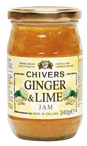 Chivers-Ingwer-Limetten-Konfitre-britisch-340g