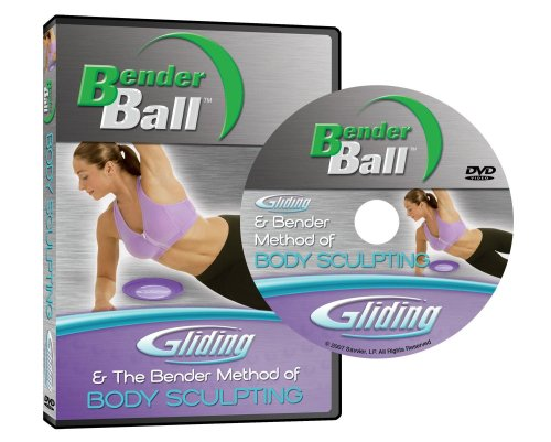 Bender Ball: The Gliding & Bender Method of Body Sculpting DVD